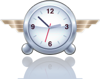 Illustration of a clock